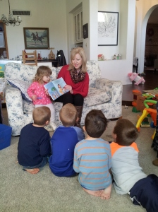 Reading SS to grandkids