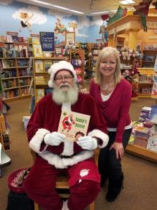 Santa and Beth
