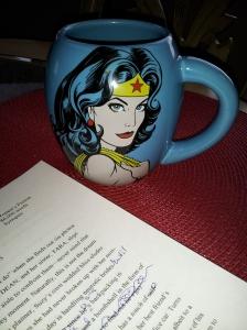 Wonder Woman Mug